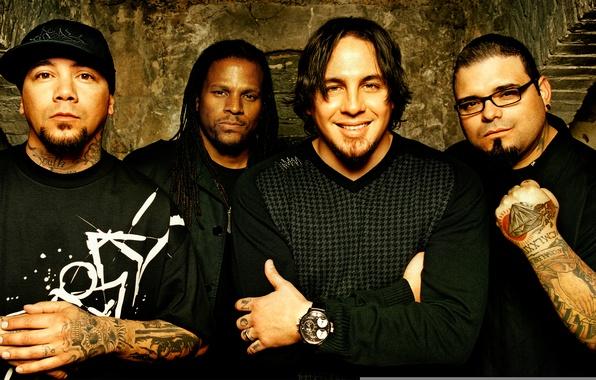 Picture Tattoo, Rock, Metal, Rock, Tatoo, Alternative, P.O.D., Payable on Death, Nu-Metal, Rapcore