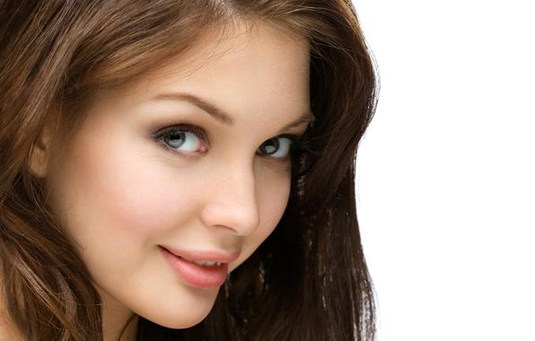 Wallpaper look, face, smile, hair, Girl images for desktop ...