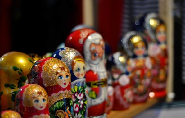 Picture dolls, figures, Souvenirs