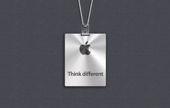 Picture Apple, logo, mac, Steve Jobs