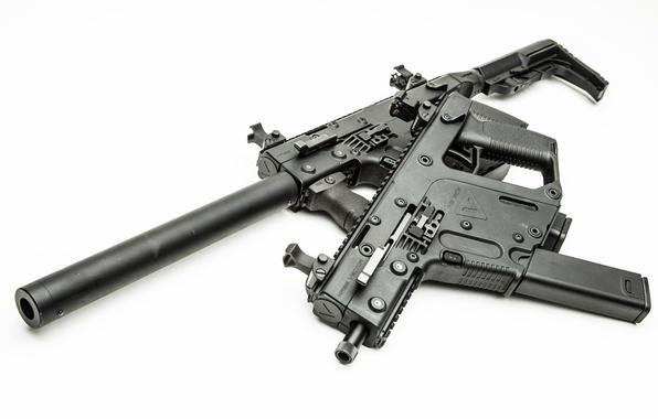 Picture muffler, the gun, Super V, SDP, Kriss-Vector, CRB