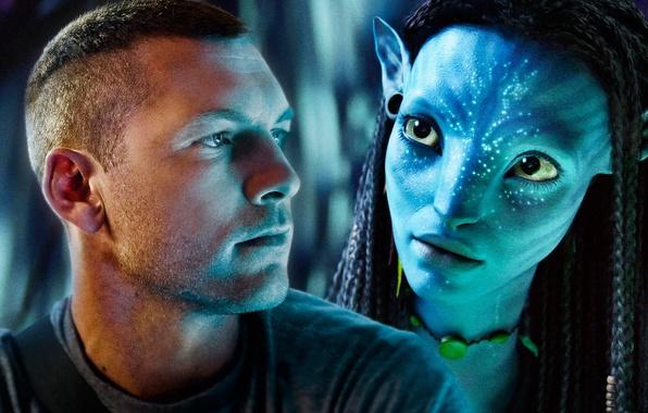 Picture Avatar, Neytiri, Avatar, Jake Sully