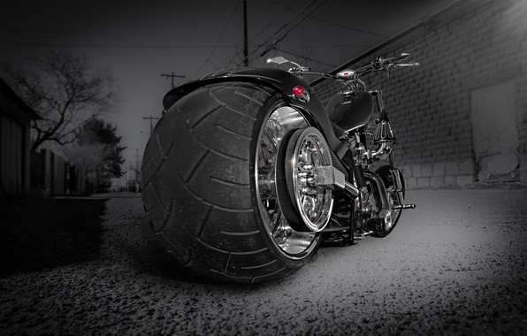 Picture design, style, street, motorcycle, bike, chopper