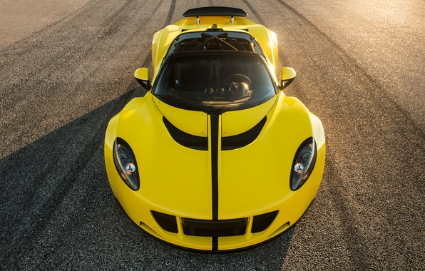 Picture supercar, Hennessey, Venom, GT Spyder