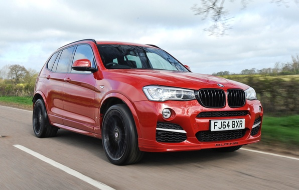 Picture BMW, BMW, Alpina, UK-spec, 2014, Alpina, Bi-Turbo, XD3, F25