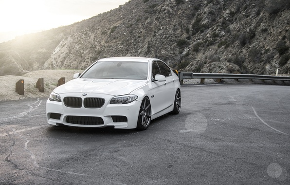 Picture BMW, F10, WHEELS, VERTINI