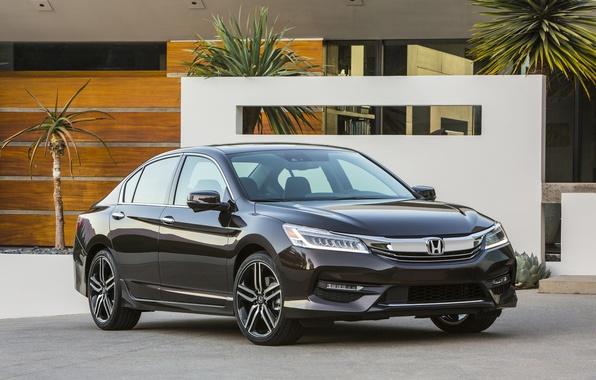 Picture Honda, Accord, Honda, chord, Touring, US-spec, 2015
