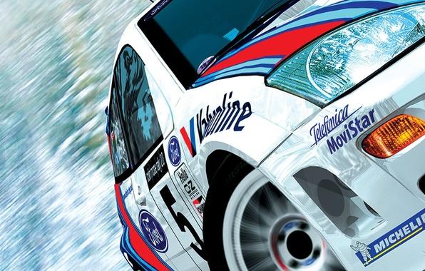 Picture race, speed, wheel