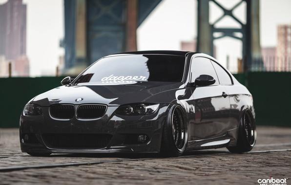 Wallpaper BMW, E92, Stance, 335xi images for desktop ...