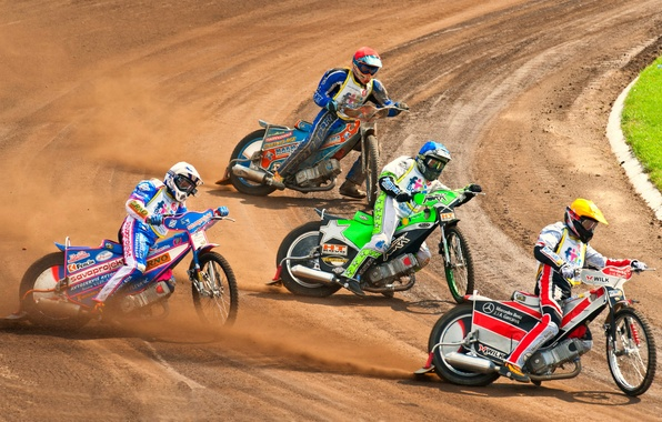 Picture photo, sport, form, motocross, motorcyclists
