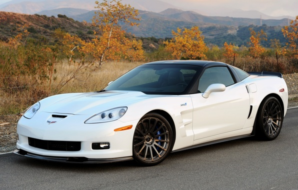 Picture Corvette, Chevrolet, ZR1, Chevrolet, 2011, Hennessey, Corvette