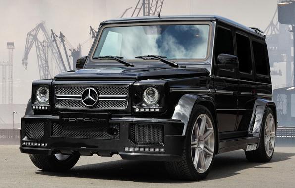 Picture Mercedes-Benz, Hamann, AMG, SPYRIDON, G 63