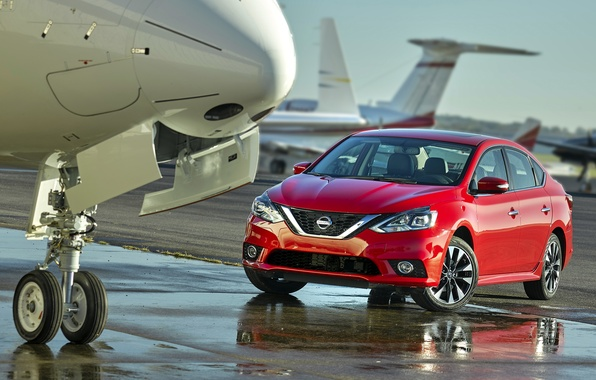 Photo wallpaper Sentra, Sentra, Nissan, Nissan