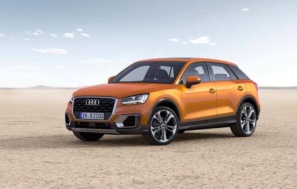 Picture Audi, Audi, crossover