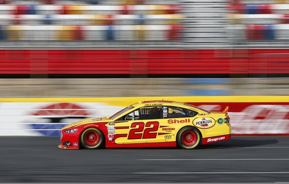 Picture Yellow, Sport, Machine, Dodge, Race, Dodge, Shell, NASCAR, Nascar