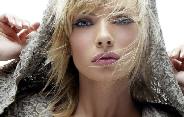 Picture Look, Lips, Hair, Actress, Lace, Jaime Pressly, Jamie Presley