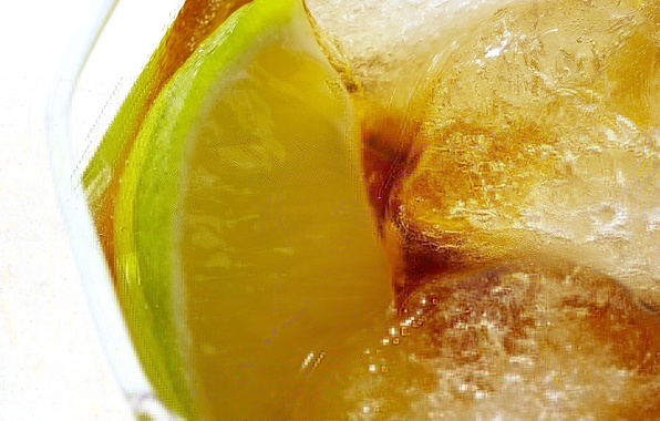Picture Ice, Drink, Lime