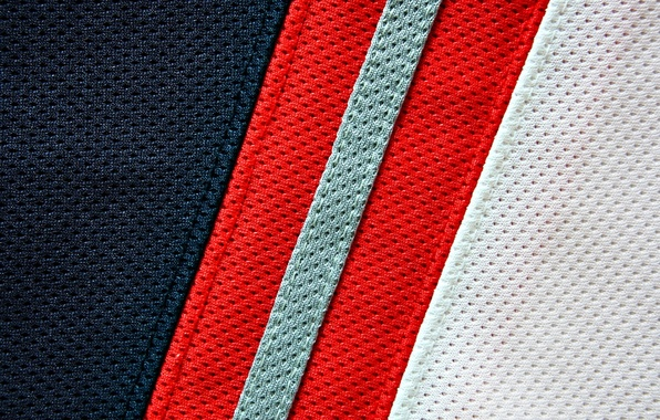 Picture macro, paint, clothing, colors, lines, form, hockey, stripes, macro, 1920x1080, ice hockey, suit, new york …