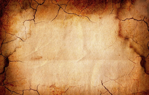 Picture yellow, cracked, paper, fire, texture, brown, crack, paper background