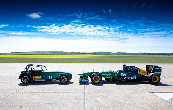 Picture auto, the sky, landscape, Wallpaper, sport, Lotus, formula 1, wallpaper, the car, Lotus