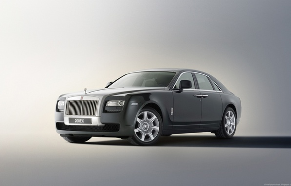 Picture Rolls-Royce, 200ex, luxury