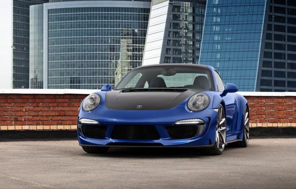 Picture Porsche 911, Ball Wed, 991, Carrera Stinger
