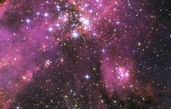 Picture space, stars, nebula, space, nebula, stars