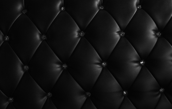 Picture leather, black, texture, leather, upholstery, skin, upholstery