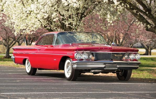 Picture coupe, 1960, Coupe, Pontiac, Pontiac, Sport, Bonneville, Bonneville