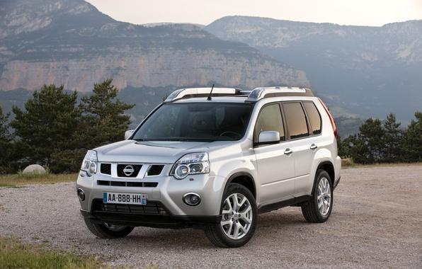 Picture Machine, Nissan, Nissan, Car, Car, SUV, X-Trail, X-Trail