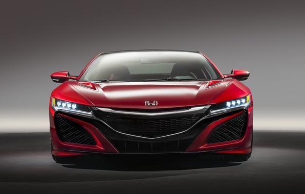 Picture Honda, Honda, NSX, 2015