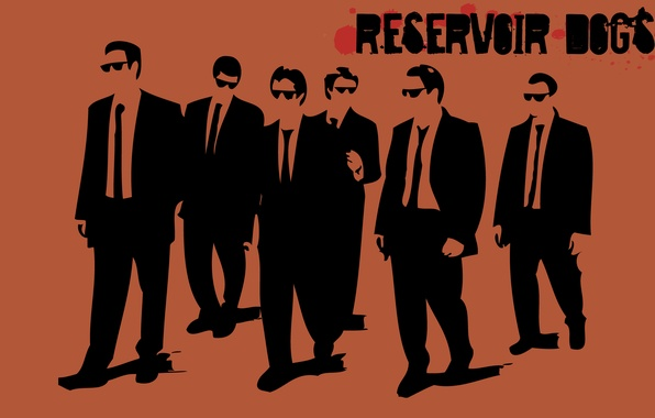 Picture the film, Wallpaper, vector, picture, Reservoir dogs, Reservoir Dogs