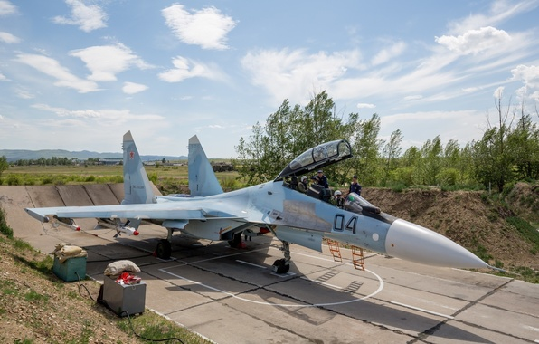 Picture Fighter, Missiles, BBC, Military, Russia, Su-30, Dry, Weapons