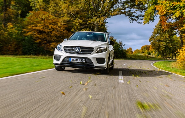 Picture Mercedes-Benz, Mercedes, AMG, AMG, GLE-Class, W166