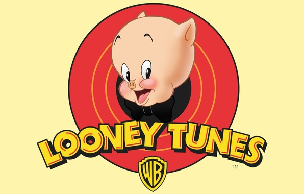 Picture Pig, Cartoon, Looney Tunes, Porky Pig