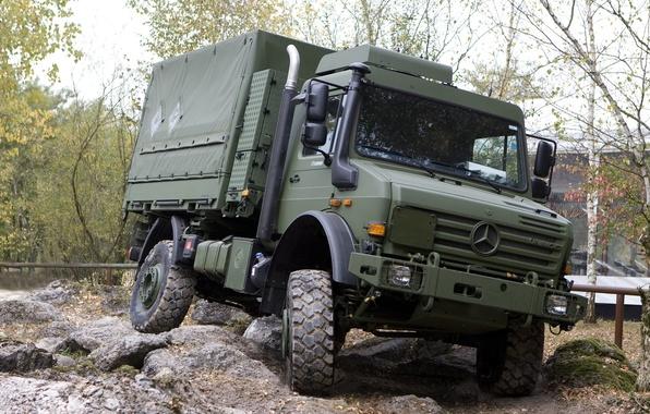 Picture Mercedes, unimog, u5000, Rover