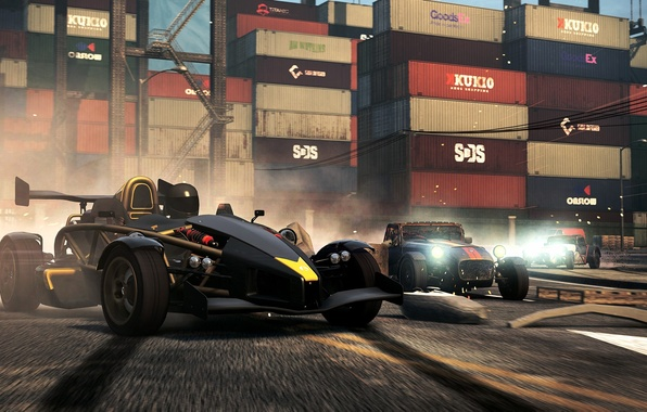 Picture race, nfs, most wanted, drive, Lotus caterham seven superlight r500, Ariel Atomraсe, Need For Speed …