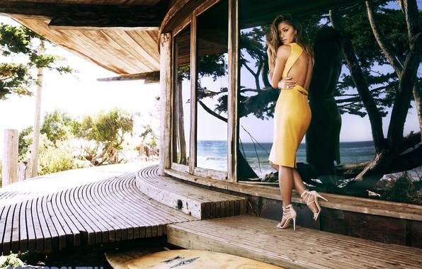 Picture dress, Nicole Scherzinger, singer, Nicole Scherzinger