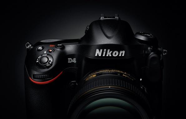 Picture the camera, Nikon, lens, Nikkor
