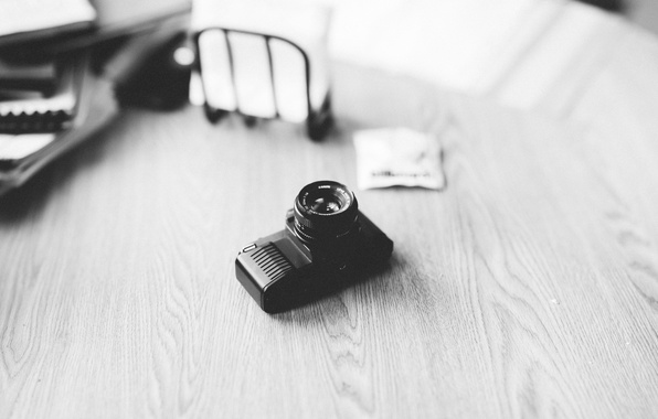 Picture table, lens, Canon, T50