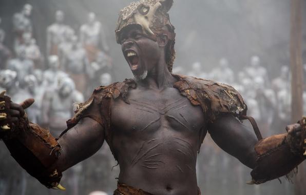 Picture Creek, The Jungle Book, Djimon Hounsou, The jungle book, Chief Mbonga