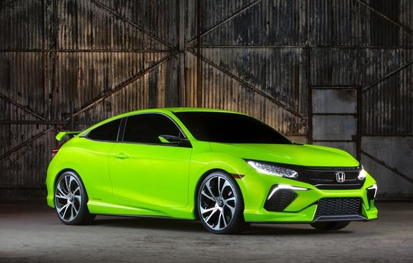 Picture Concept, the concept, Honda, Honda, Civic, civici, 2015