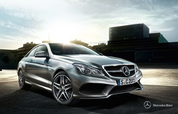 Picture coupe, Mercedes-Benz, E-class, Mercedes, Coupe, 2013, C207