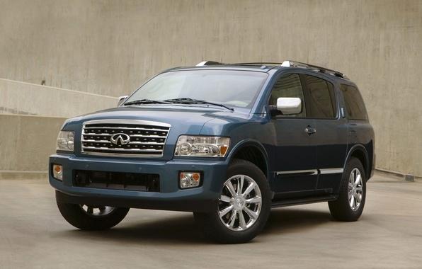 Picture jeep, SUV, Infiniti, infiniti, the front, luxury, suv, куикс56, QX56