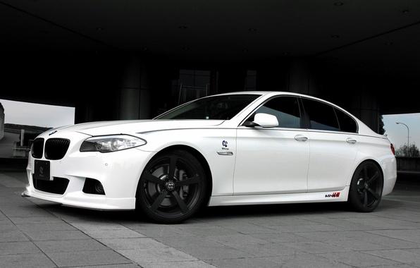 Picture sport, BMW, BMW, F10, 5 Series, 2014, 3D Design