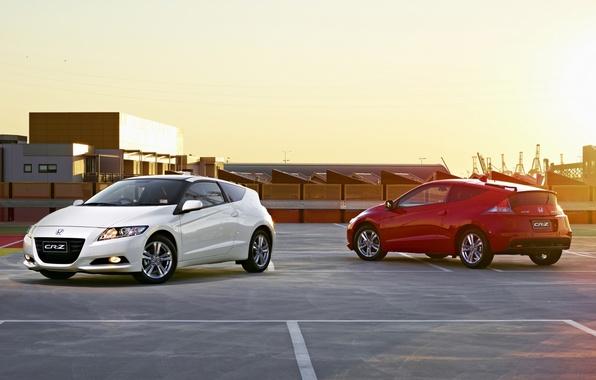 Picture Honda, Honda, THE CR-Z, CR-Z