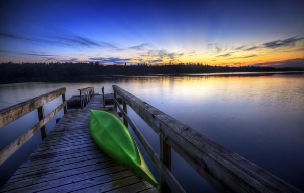 Picture Water, pierce, kayak