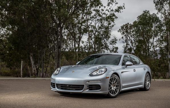 Picture Porsche, Panamera, Porsche, US-spec, 2014, 970