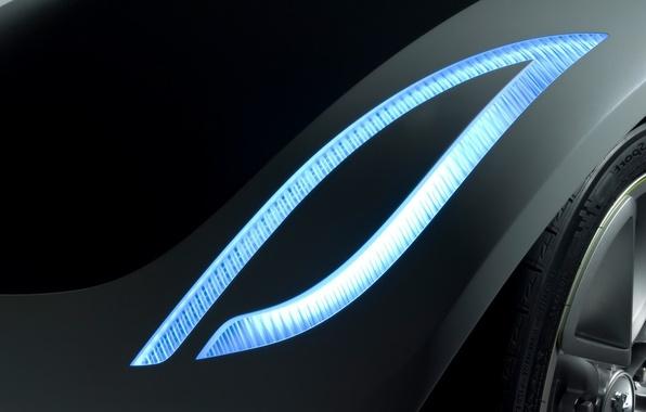 Picture design, Auto, headlight, optics