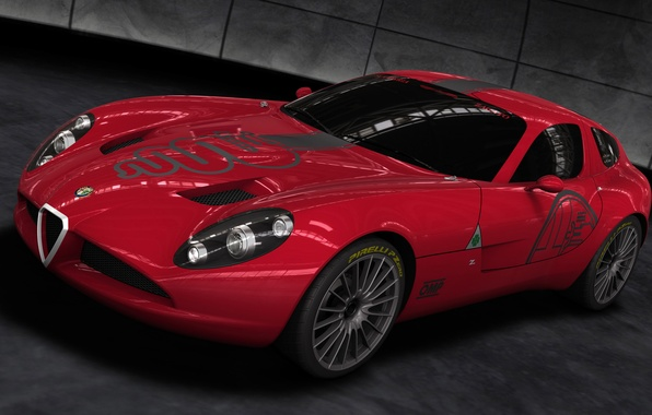 Picture 2010, TZ3, Alfa, Corsa, Romeo